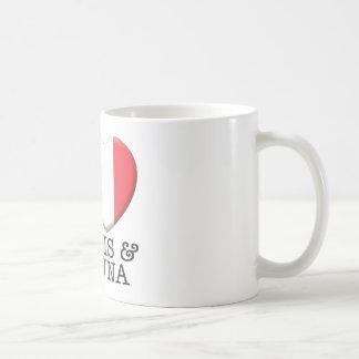 Wallis and Futuna Coffee Mugs