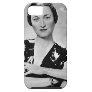 Wallis Simpson iPhone 5 Covers