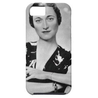 Wallis Simpson iPhone SE/5/5s Case