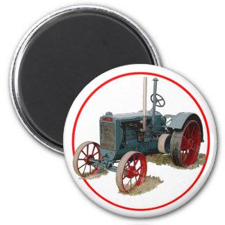 Wallis Tractor 2 Inch Round Magnet