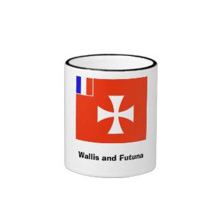 Wallis y taza de Futuna