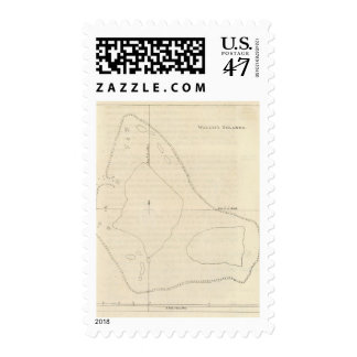 Wallis's Islands Postage