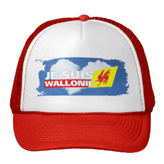 Wallonia Cap Trucker Hat
