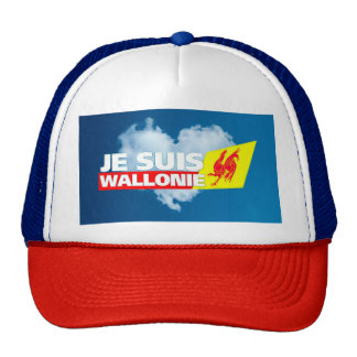 WALLONIA - Trucker Cap Trucker Hat