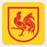 Walloon Region Sticker