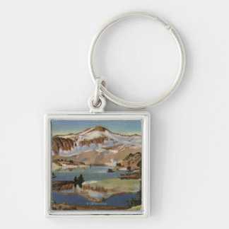Wallowa National Forest, OR Keychain