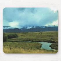 Wallowa River Mouse Pad