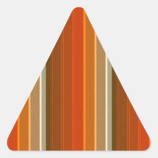 wallp-788 triangle sticker