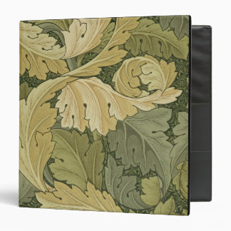 Wallpaper Design with Acanthus/Woodland colours, 1 Binder