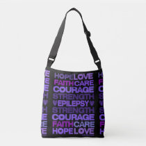 Wallpaper...Epilepsy Crossbody Bag