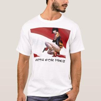 wallpaper_mirrors_edge_01_1600, fAITH fOR pREZ T-Shirt