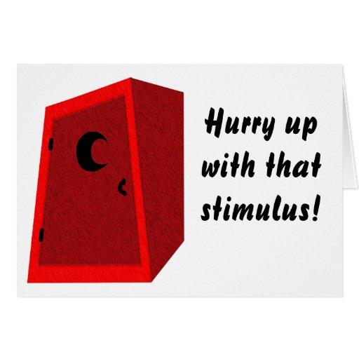 Wallpaper Stimulus Card