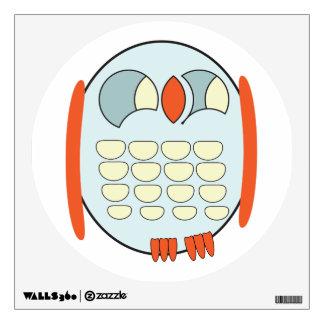 Walls 360 Custom Wall Decal - BABY OWL