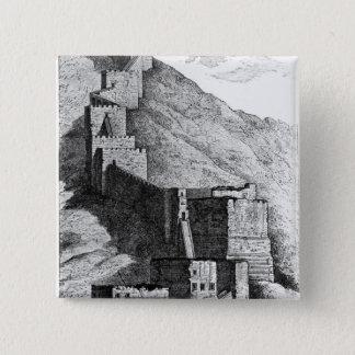 Walls of Antioch, 1894 Button