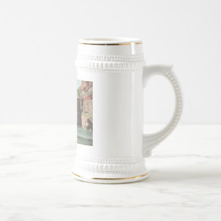 Walls of the Canon, Grand River (Canyon) Beer Stein