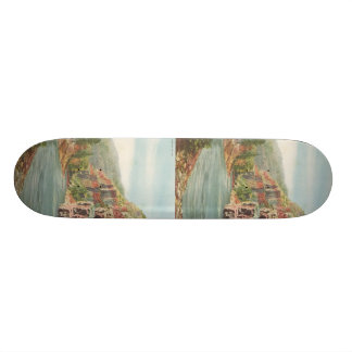 Walls of the Canon, Grand River (Canyon) Skate Board Decks
