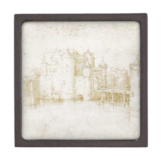 Walls Towers and Gates of Amsterdam by Pieter Gift Box