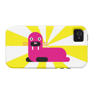 Wally Case-Mate iPhone 4 Cover