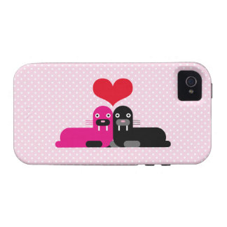 Wally iPhone 4/4S Cases