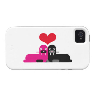 Wally Vibe iPhone 4 Cases