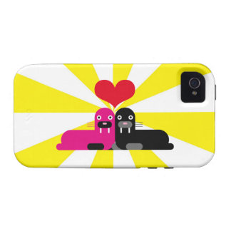 Wally Vibe iPhone 4 Covers