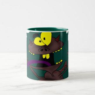 Wally Demon mug