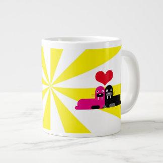 Wally Giant Coffee Mug