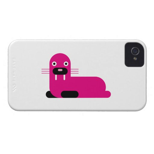 Wally iPhone 4 Protectores