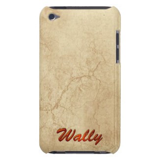 WALLY Name Custom Cell Phone Case