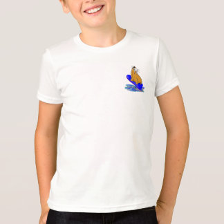 Wally The Walrus Goes Surfing T-Shirt