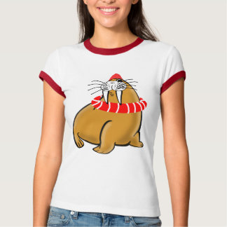 Wally The Walrus Goes Swimming Shirt