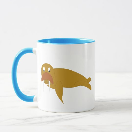 Wally the Walrus Mug