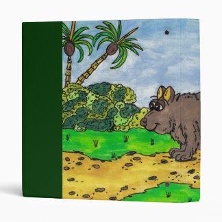 """Wally Wombat Carpeta 1"""""""