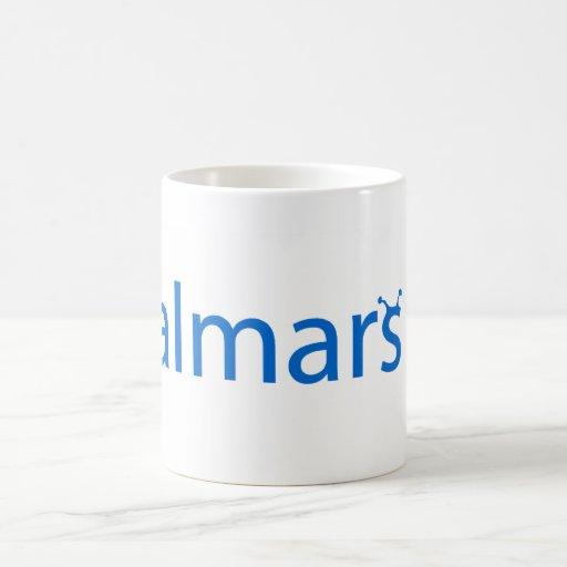 Walmars Classic White Coffee Mug