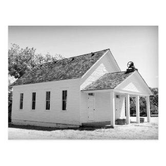 Walnut Grove School, Olathe, Kansas Postcard