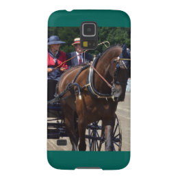 walnut hill carriage driving horse show case for galaxy s5