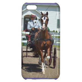 walnut hill carriage driving horse show case for iPhone 5C