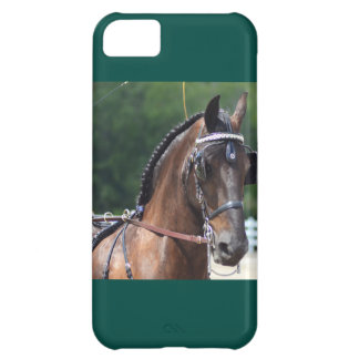 walnut hill carriage driving horse show iPhone 5C case