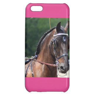 walnut hill carriage driving horse show iPhone 5C cover
