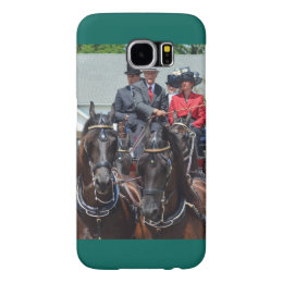 walnut hill carriage driving horse show samsung galaxy s6 case