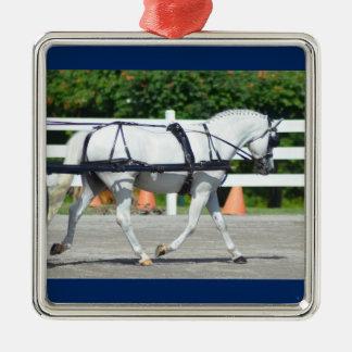 Walnut Hill Carriage Driving Show 2015 Metal Ornament