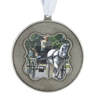 Walnut Hill Carriage Driving Show 2015 Ornament