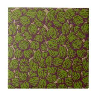 Walnut Pattern Ceramic Tile