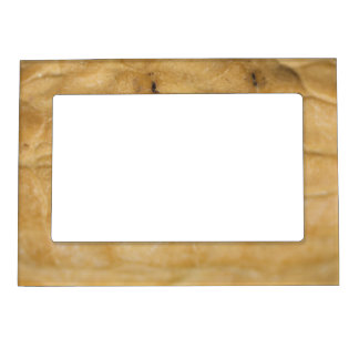 Walnut Shell Texture Magnetic Frame