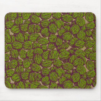 Walnut Shells Mouse Pad