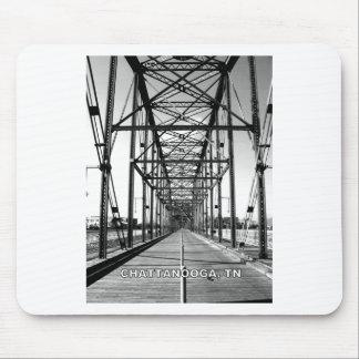 WALNUT STREET BRIDGE - CHATTANOOGA, TN MOUSE PAD