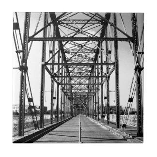 WALNUT STREET BRIDGE - CHATTANOOGA, TN CERAMIC TILES