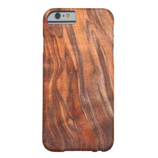 Walnut (Wood Grain) iPhone 5 Case-mate Case iPhone 6 Case