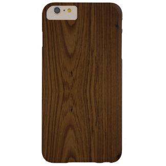 Walnut Wood Grain iPhone 6 Case