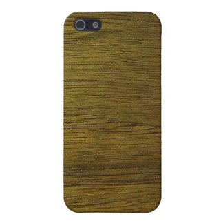 Walnut Wood Grain iPhone SE/5/5s Case